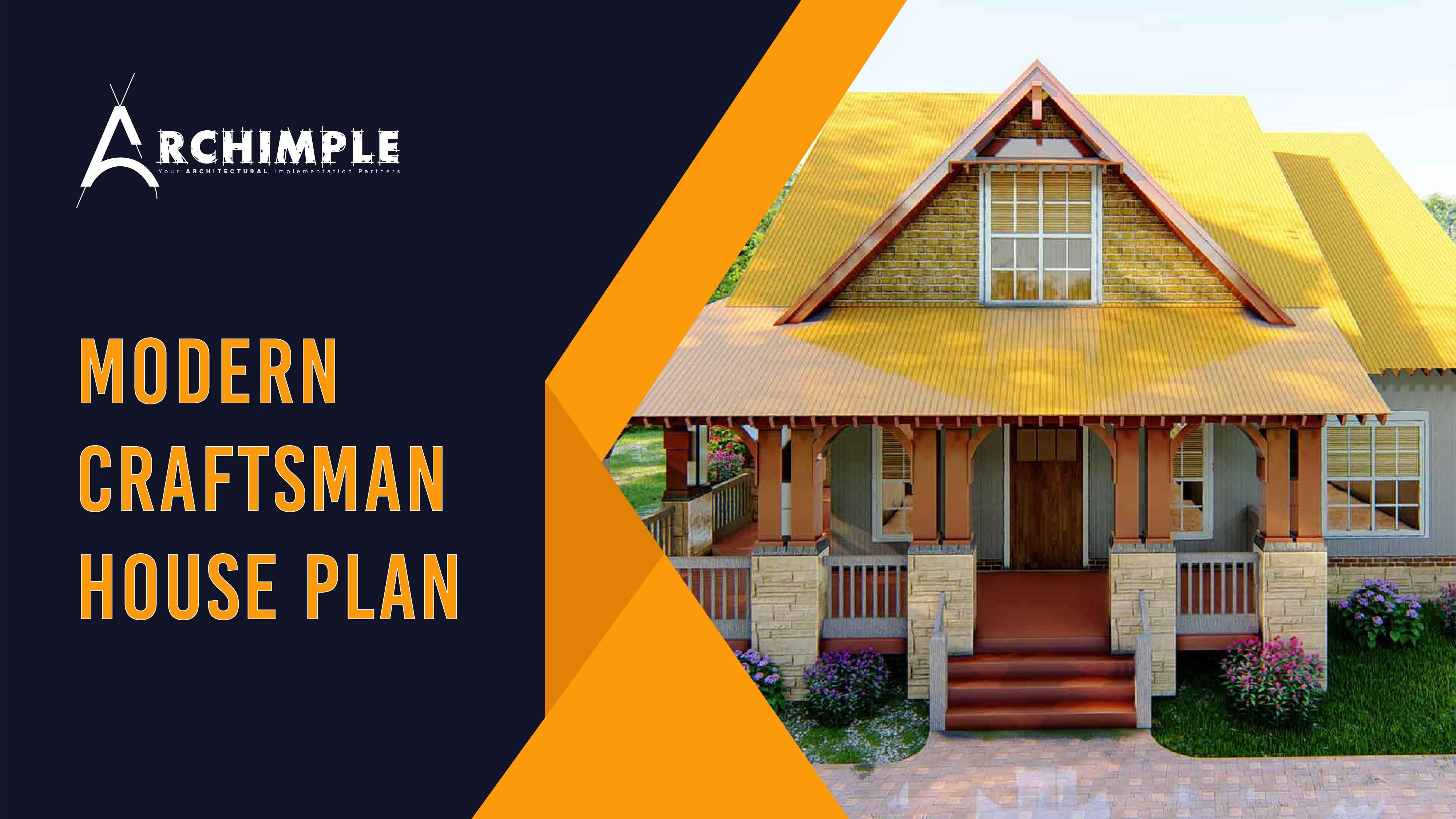 craftsman house plan guide