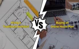 Buying An Online House Plan VsHiring ATraditional Architect