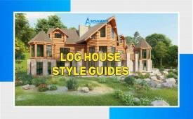 Log House Style guides