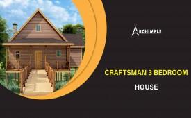 craftsman 3 bedroom house plans