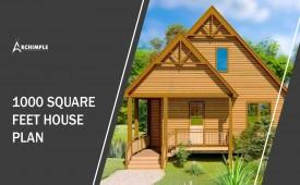 1000 sf house plan